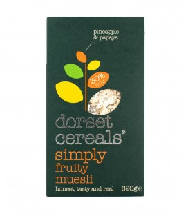 Dorset Cereals Simply Fruity Muesli Breakfast Cereal