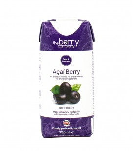 The Berry Company Acai Berry Juice (330mL)