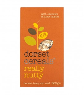 Dorset Cereals Really Nutty Breakfast Cereals