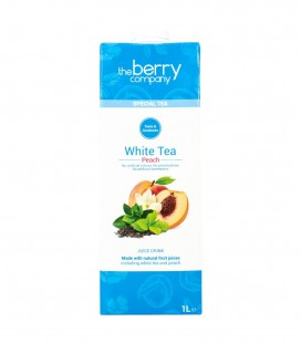 The Berry Company White Tea Peach Juice(1000mL)