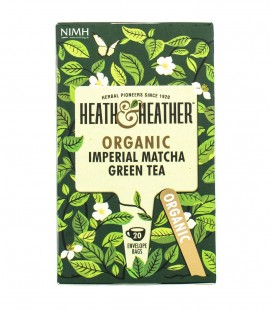 Heath & Heather Imperial Matcha Tea Green Tea (40G)