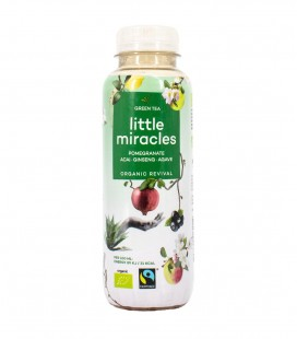 Little Miracles Green Tea & Pomegranate Organic (330mL)