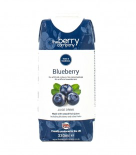 The Berry Company Blueberry Juice (330mL)