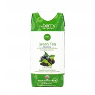 The Berry Company Green Tea With Blueberry Juice (330mL)