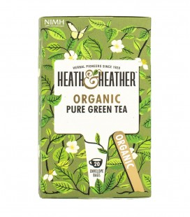 Heath & Heather Pure Green Tea (40G)