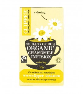 Clipper Chamomile Tea 25 Bags (40G)