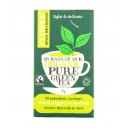 Clipper Pure Green Tea 25 Bags(40G)