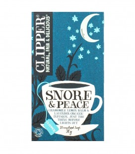 Clipper Snore & Peace 20 Bags (30g)