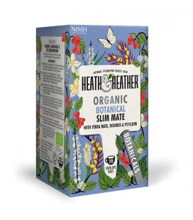 Heath & Heather Organic Botanical Slim Mate 40g (20bags)