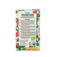 Heath & Heather Organic Bright & Fruity Morning Time Tea 40g (20bags)