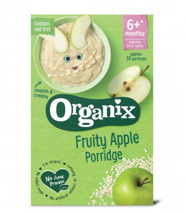 Organix Fruity Apple Porridge (120G)