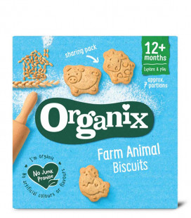 Organix Animal Biscuits (100G)