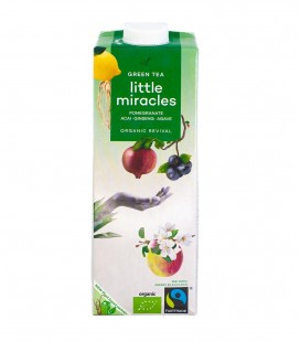 Little Miracles Green Tea & Pomegranate Organic (1000mL)